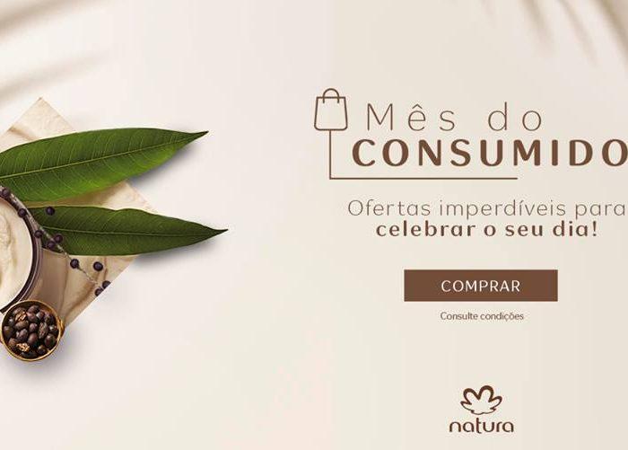 Perfumaria Cosmeticos Natura