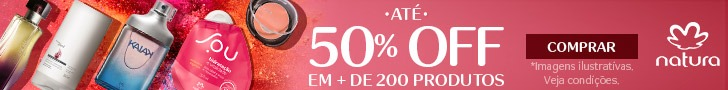 Natura 50% OFF